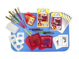 Archive Photo: Dragon Express Chinese New Year Party Kit